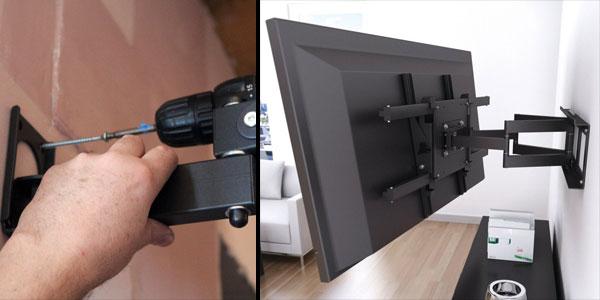 Телевизор на стену своими руками 108