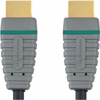Шнур НЧ Bandridge HDMI-HDMI BVL1003,  3м